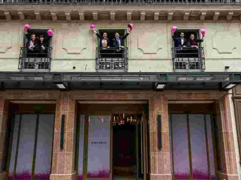 On vous présente le premier hôtel Fauchon à la Madeleine dans lequel la marque a investi 20 M€