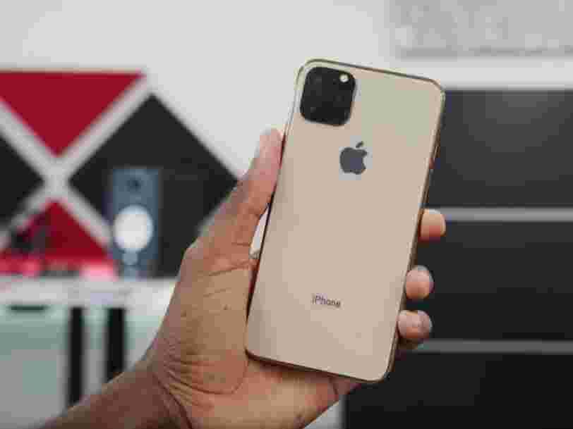 La caméra de l'iPhone 11 proposerait une nouvelle fonctionnalité pour mieux cadrer vos photos
