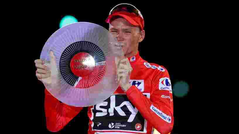 Le cycliste Chris Froome a été testé positif au salbutamol — voici les effets de cette substance sur le corps