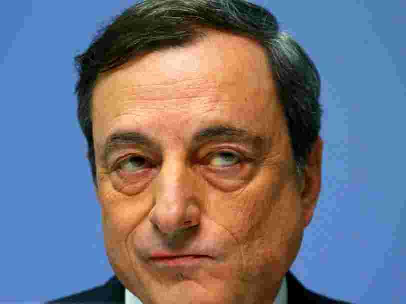 Les expressions du président de la Banque centrale européenne sont si mystérieuses que des chercheurs japonais ont utilisé une IA pour essayer de les décrypter