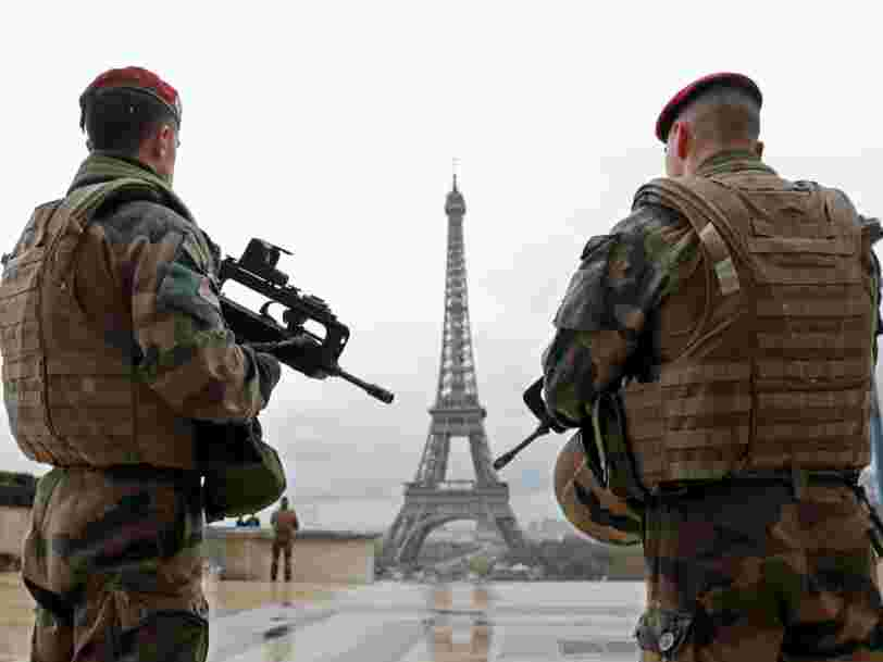 La France s'apprête à créer une 4e armée de 'combattants numériques'