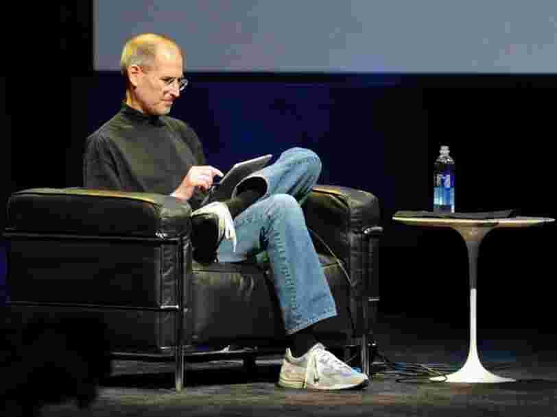 L'iPad existait avant l'iPhone, mais Apple ne l'a sorti que 3 ans plus tard — la raison devrait inspirer tous les designers