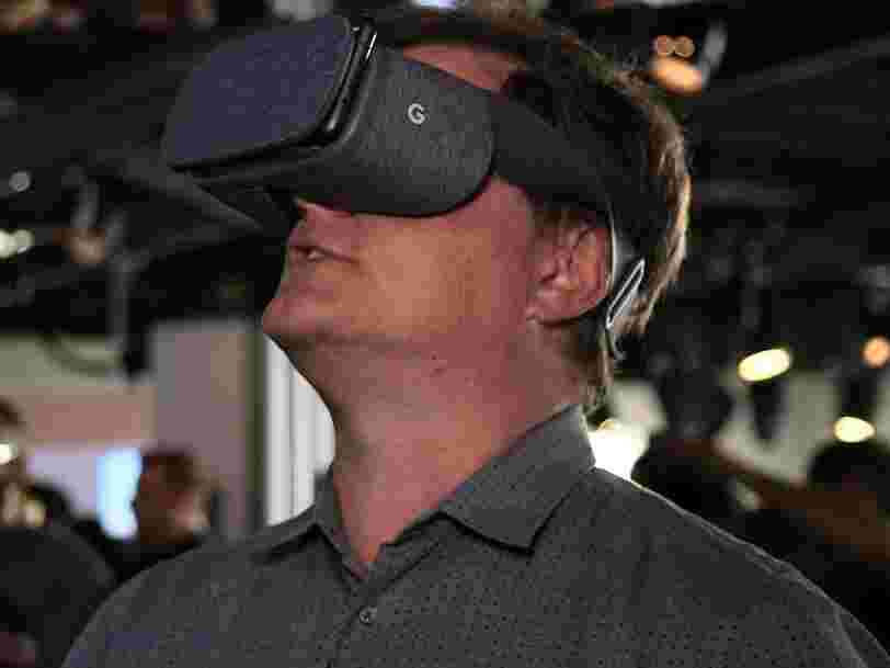 Google va annoncer un nouveau casque de réalité virtuelle lors de son grand événement annuel