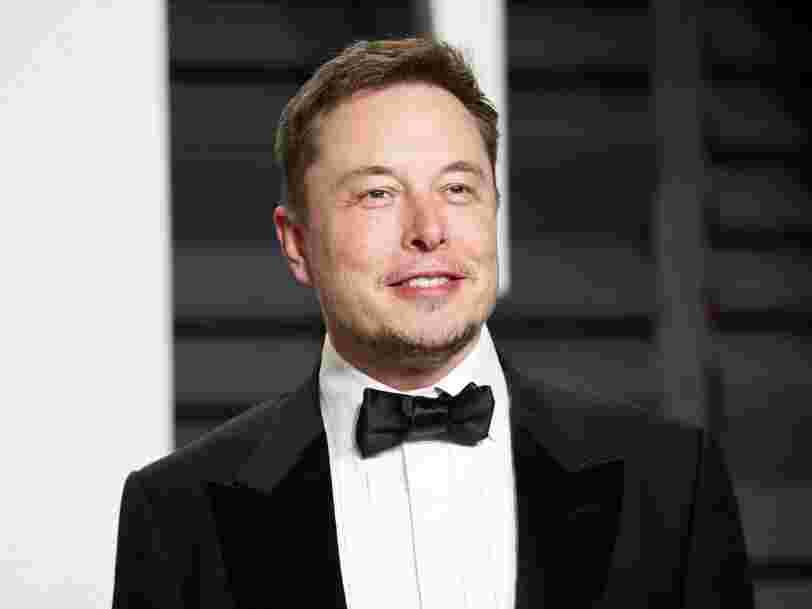 Elon Musk révèle combien d'heures il dort chaque nuit