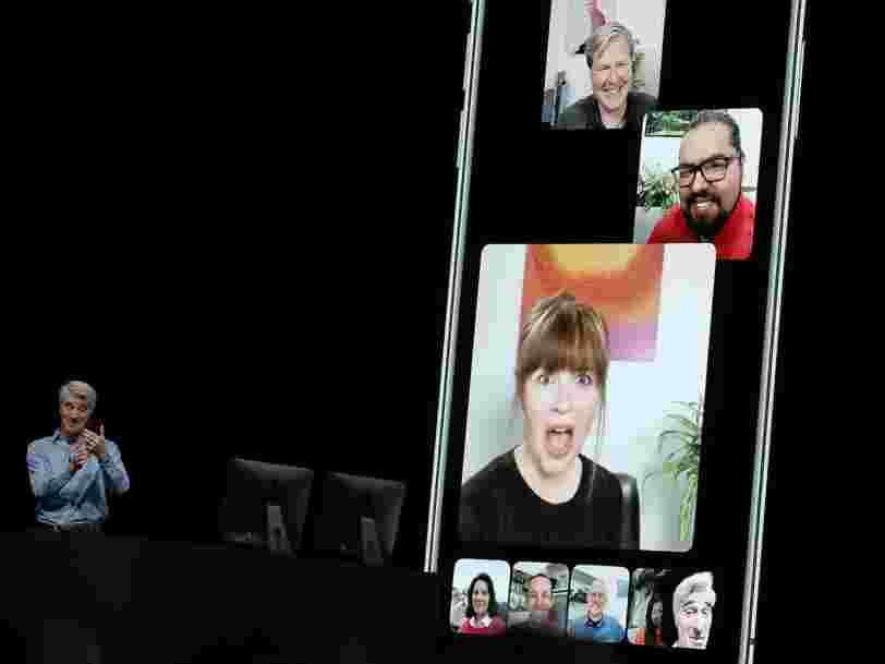 Un bug important a été découvert sur FaceTime — voici comment désactiver la fonction d'appel vidéo