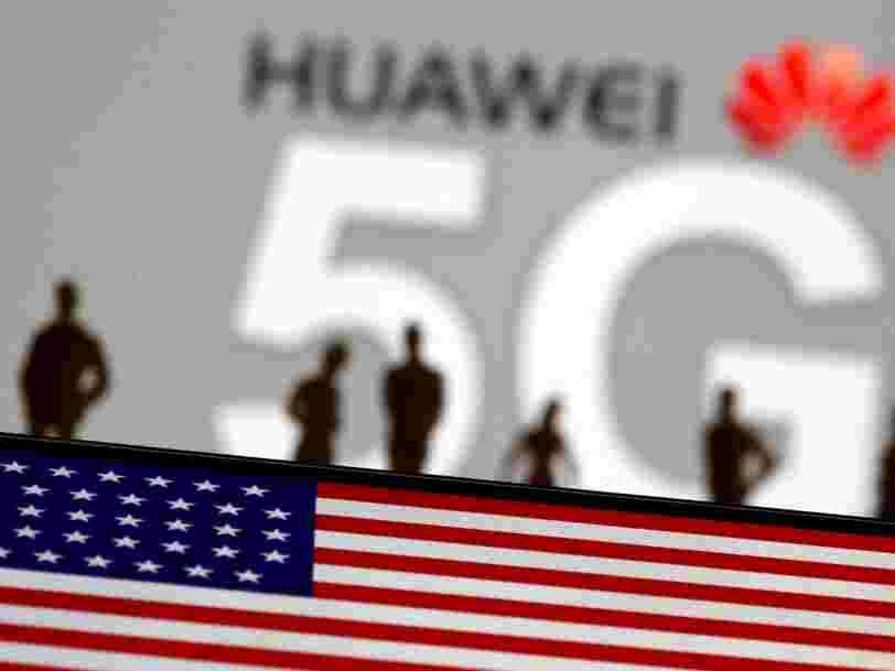 Les Etats-Unis offrent un sursis de 3 mois à Huawei... et les 6 autres choses à savoir dans la tech ce matin