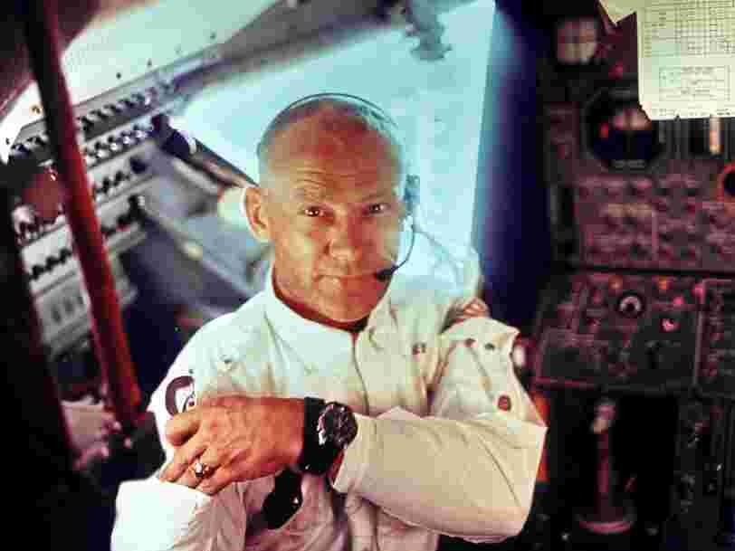 Les astronautes n'avaient pas de toilettes lors des missions Apollo, voici comment ils s'en sortaient