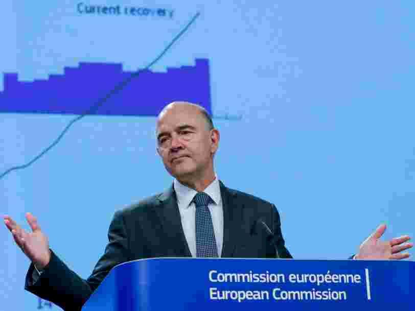 Pierre Moscovici vient de désigner la plus grande faiblesse de la future liste noire des paradis fiscaux de l'Europe