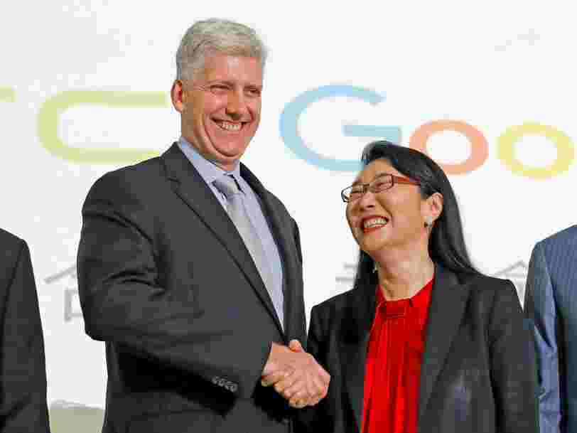 Google débourse 1,1Md$ pour une partie de HTC et les 2 groupes ont quelque chose à gagner