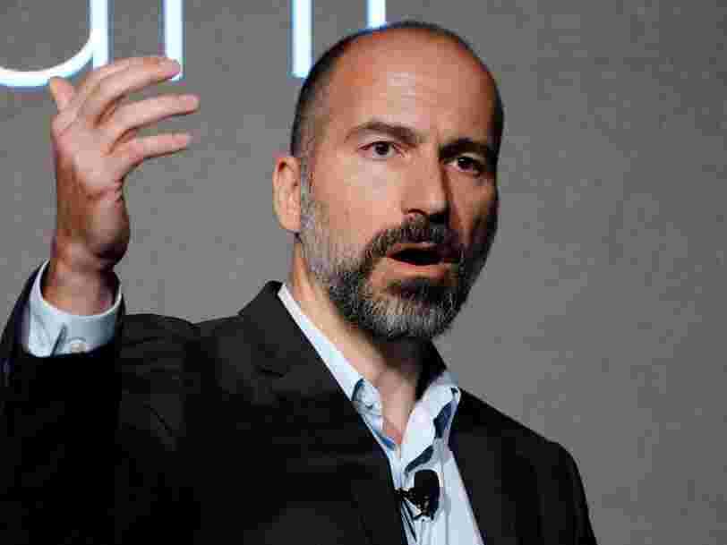 Uber a perdu 1 Md$ en seulement trois mois