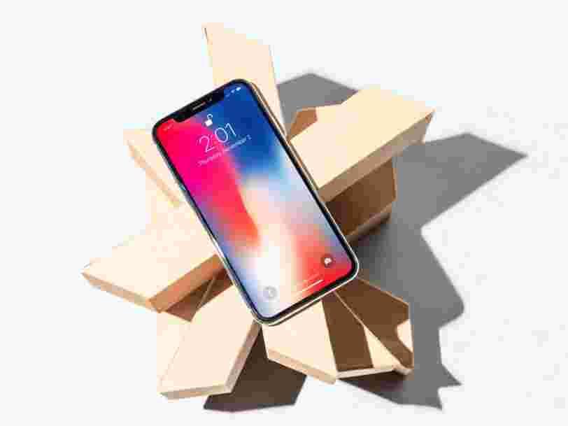 Le plus grand des nouveaux iPhones annoncés par Apple pourrait avoir le nom le plus bizarre de l'histoire de la marque