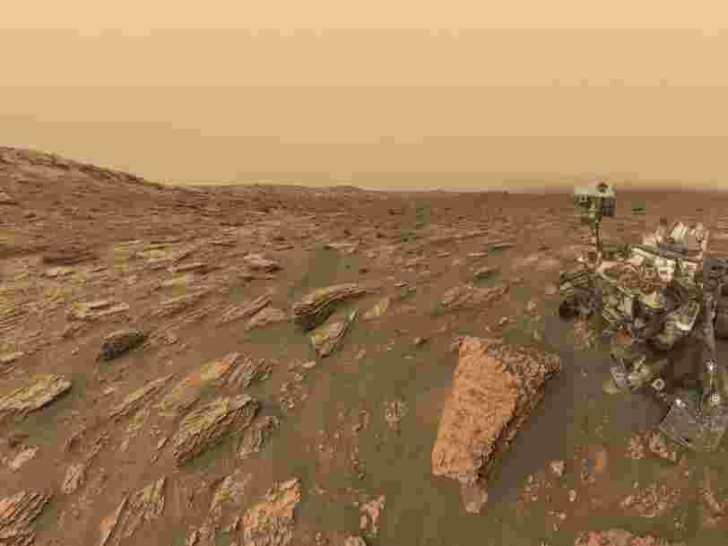 La NASA a demandé à des experts d'imaginer des maisons pour de futures missions habitées sur Mars — voici les meilleurs projets