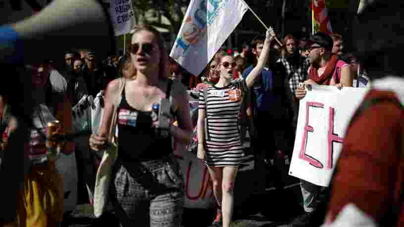 Il n'y a pas eu de 'convergence des luttes' ce jeudi — et c'est peut-être une bonne chose pour les opposants aux réformes Macron