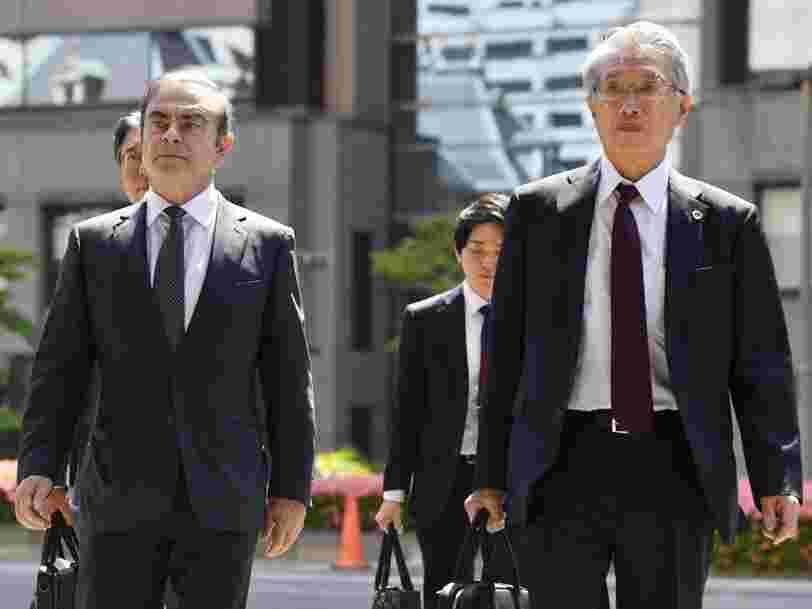 La rémunération de Carlos Ghosn réduite par les actionnaires de Renault