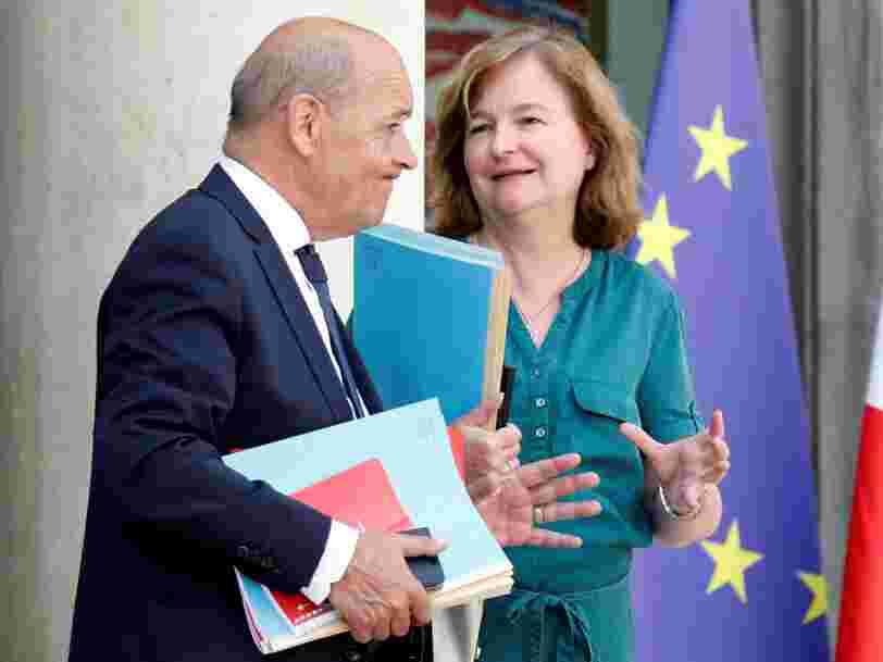 La ministre Nathalie Loiseau dit que les avions et l'Eurostar en provenance de Londres pour Paris ne pourraient ni décoller ni passer la frontière en cas de Brexit sans accord