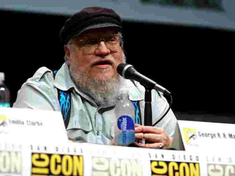 Dans la nouvelle série 'Game of Thrones', le monde sera divisé en une centaine de royaumes révèle George R. R. Martin