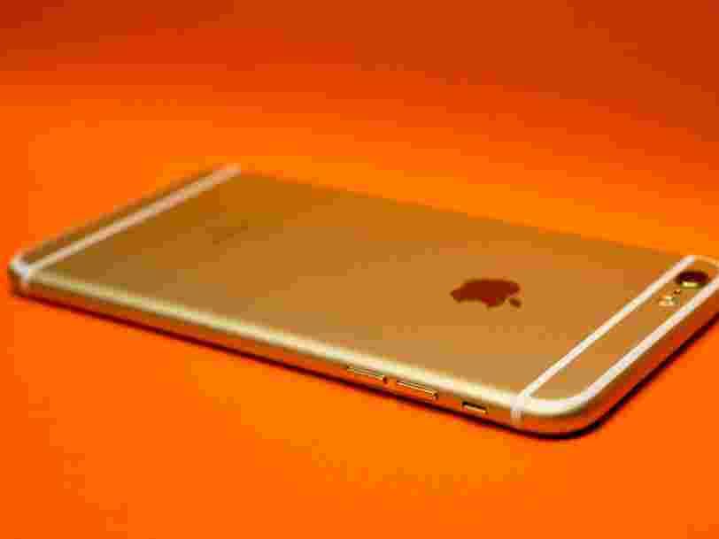Si vous possédez un iPhone 6 ou un modèle plus récent dont la batterie ne tient plus longtemps, c'est le moment de la faire remplacer