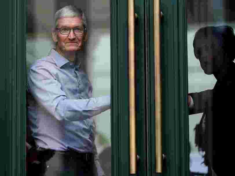 Apple risque des poursuites après une défaite devant la Cour suprême... et les 6 autres choses à savoir dans la tech ce matin