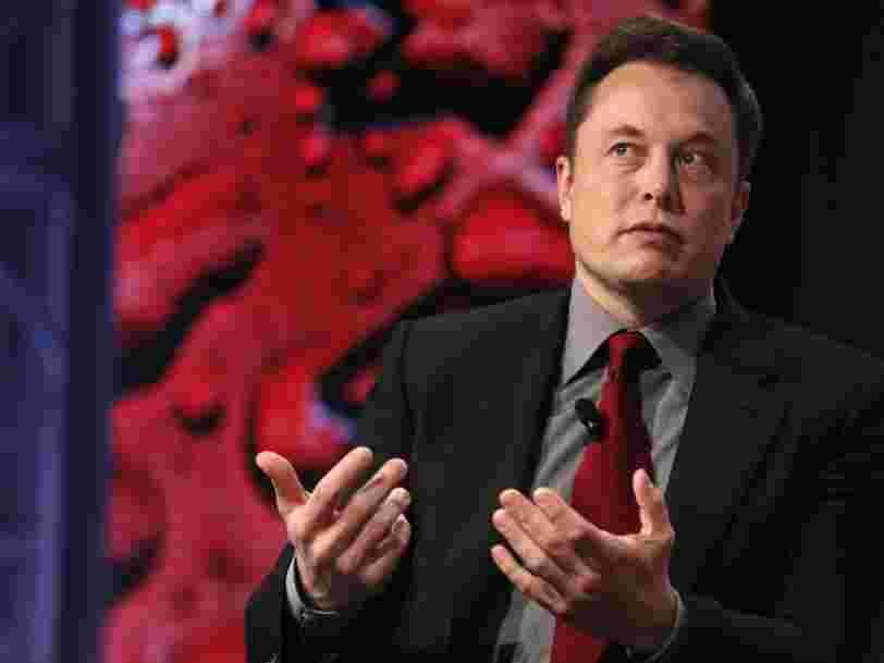 La présidente de SpaceX à propos d'Elon Musk: 'Quand Elon dit quelque chose, il faut s'arrêter et se retenir de dire 'c'est impossible''
