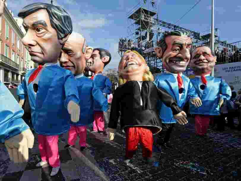 Cet analyste italien décrit la campagne présidentielle française comme 'une farce terrifiante'