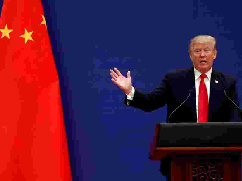 L'escalade dans la guerre commerciale avec la Chine se poursuit après l'annonce de la taxation de 200 Mds$ d'importations supplémentaires par Donald Trump