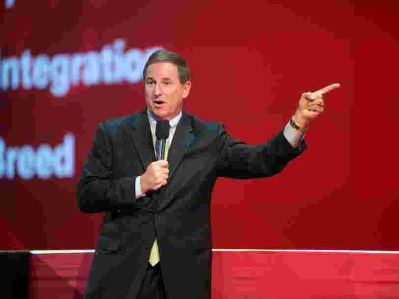 Oracle pourrait licencier jusqu'à 1800 employés dans le monde