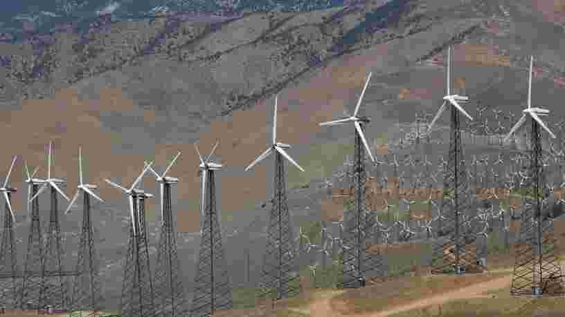 EDF va aider Google à remplir son objectif d'utiliser uniquement de l'énergie renouvelable