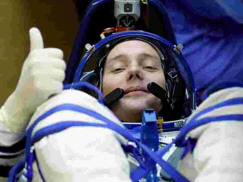 Voici comment surmonter des projets de très longue durée grâce à sa mémoire, selon l'astronaute Thomas Pesquet