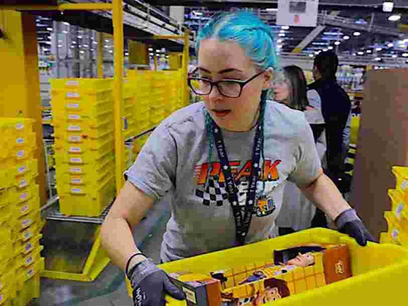 Amazon augmente le prix de l'abonnement annuel à Prime pour la plupart de ses membres