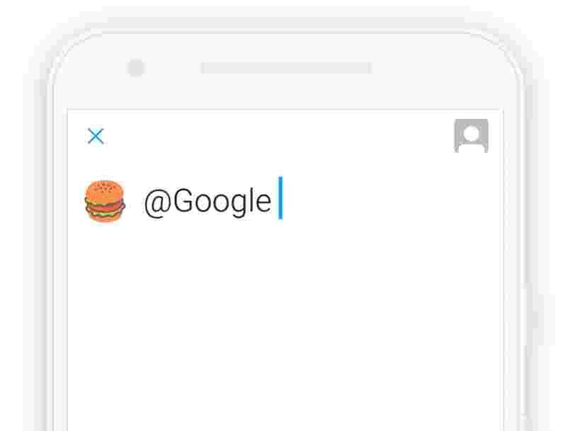 Vous pouvez désormais obtenir des résultats de recherche en tweetant un emoji à Google