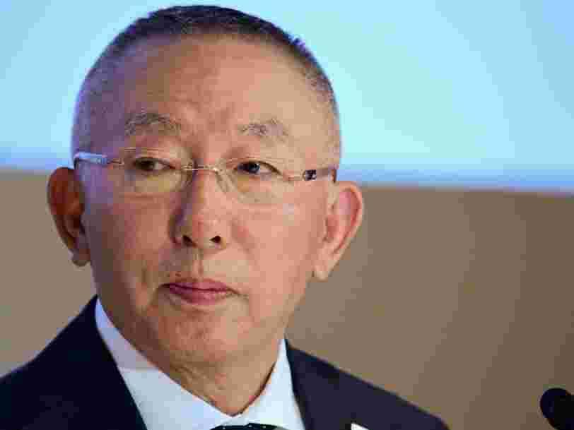 On vous présente Tadashi Yanai, l'homme le plus riche du Japon et fondateur d'Uniqlo