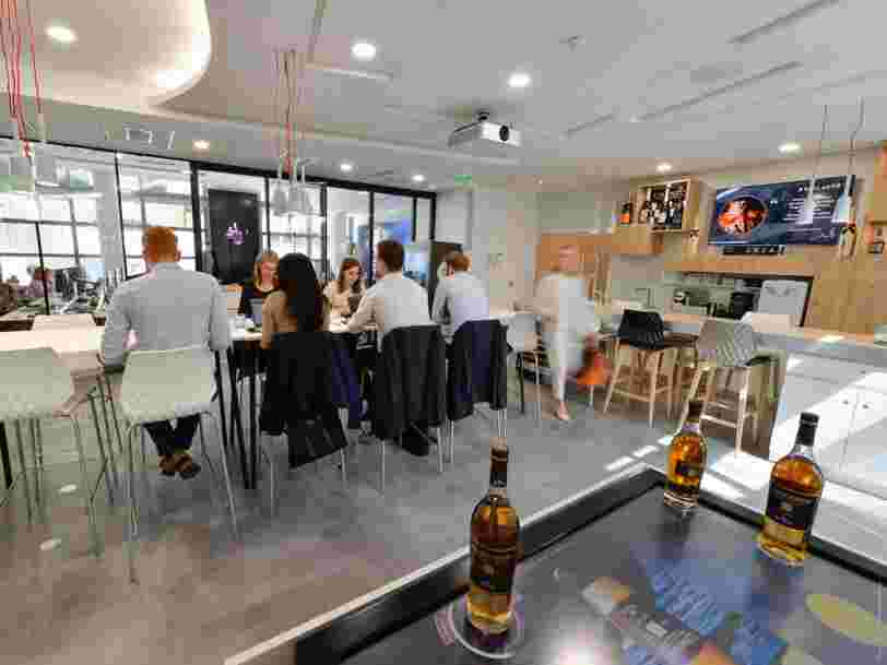 Moët Hennessy a un labo d'innovation secret pour startups — il vient de dévoiler ce qu'elles font depuis un an pour inspirer les clients de maisons de luxe