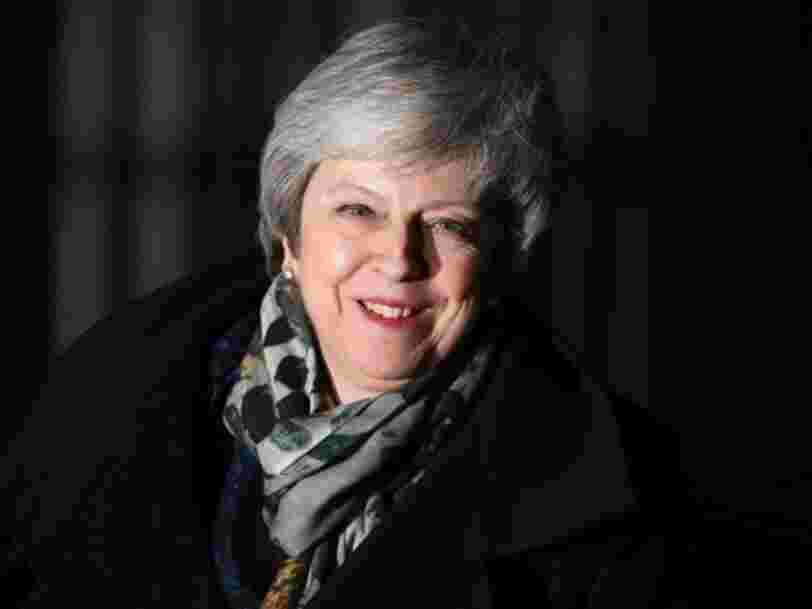 Theresa May remporte le vote de défiance de son propre camp — mais cela révèle à quel point son accord du Brexit est voué à l'échec