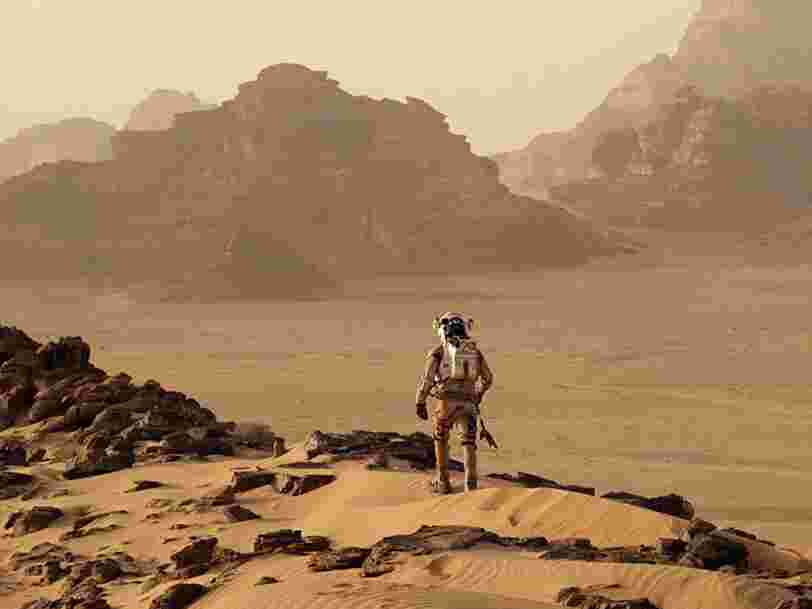 La NASA affirme que le premier humain ira sur Mars dans 14 ans