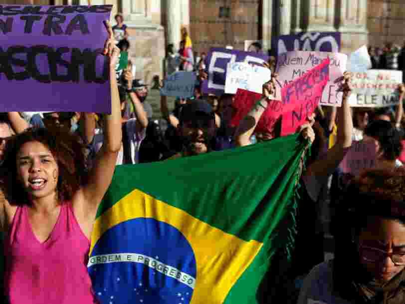 Ce qu'il faut savoir sur les élections au Brésil