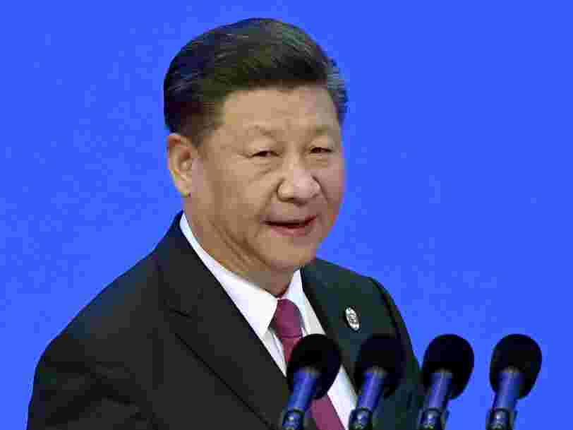 Le président chinois a prononcé une phrase qui pourrait rassurer les entreprises qui craignent le vol de leurs technologies