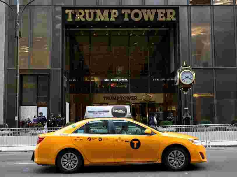 Une entreprise française du BTP attend des retombées positives de l'élection de Donald Trump