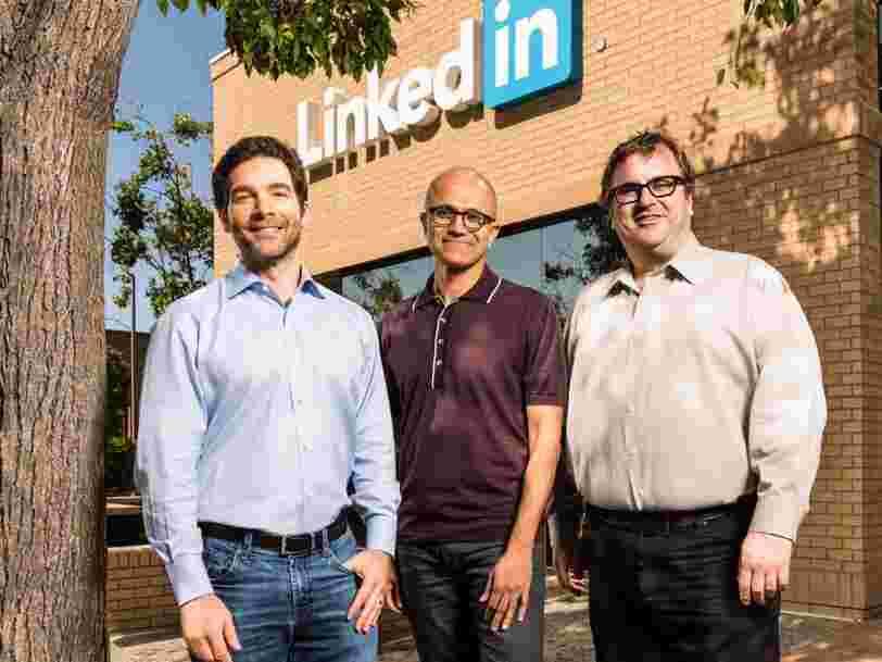 Microsoft obtient le feu vert de Bruxelles au rachat de LinkedIn et accepte quelques concessions
