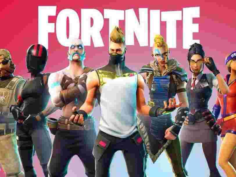Fortnite— un jeu vidéo gratuit — est une machine à générer des milliards