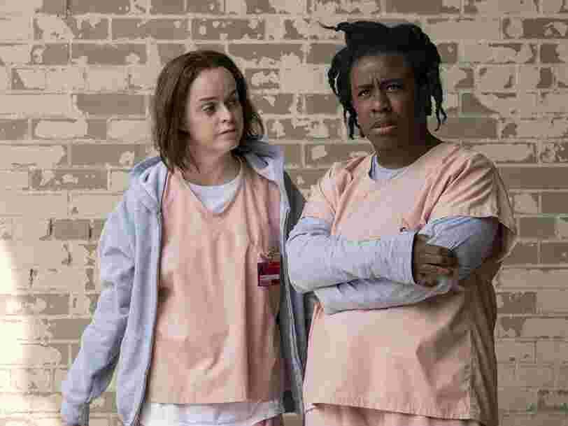 'Orange is the new black' : un numéro de L'Express repéré dans une scène de la saison 7