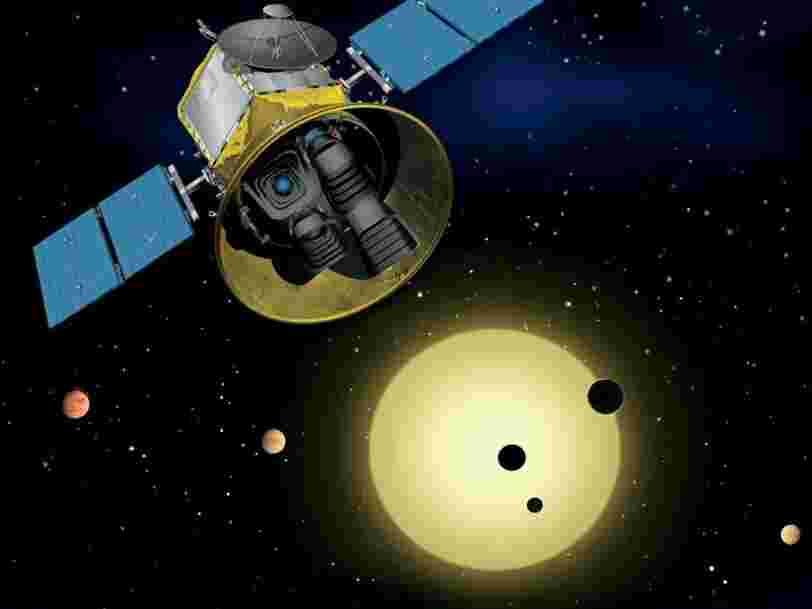 La NASA a identifié une planète potentiellement habitable... et les 6 autres choses à savoir dans la tech ce matin