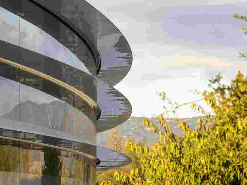 Jony Ive a tellement travaillé sur le projet Apple Park que l'architecte ne le considère plus comme son œuvre