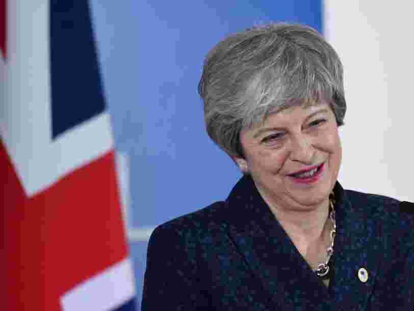 Brexit : si Theresa May n'arrive pas à faire voter l'accord, 'toutes les options restent ouvertes'