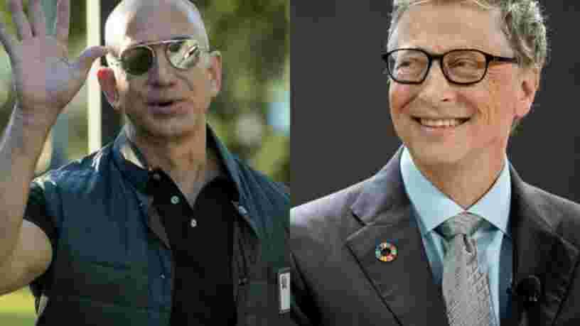 Jeff Bezos détrône Bill Gates sur la liste Forbes des Américains les plus riches