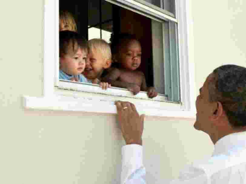 Barack Obama domine le top 10 des tweets les plus 'likés' de tous les temps