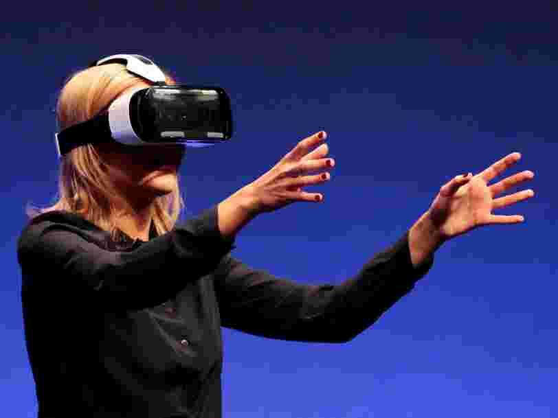 Cette entreprise de réalité virtuelle a obtenu 500M$ de Facebook après un procès —elle poursuit à présent Samsung