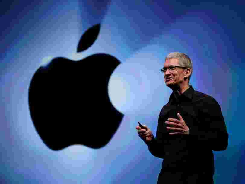 Apple a publié sa première étude sur l'intelligence artificielle —voici ce qu'on y apprend