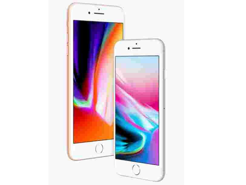 Voici le nouvel iPhone 8 et iPhone 8 Plus