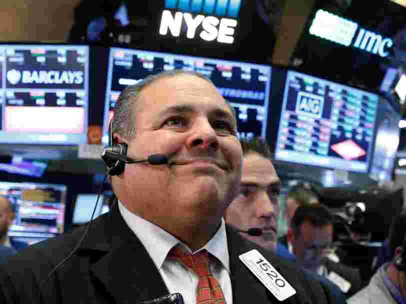 Les traders de JPMorgan ont gagné 80 millions de dollars par jour en 2016