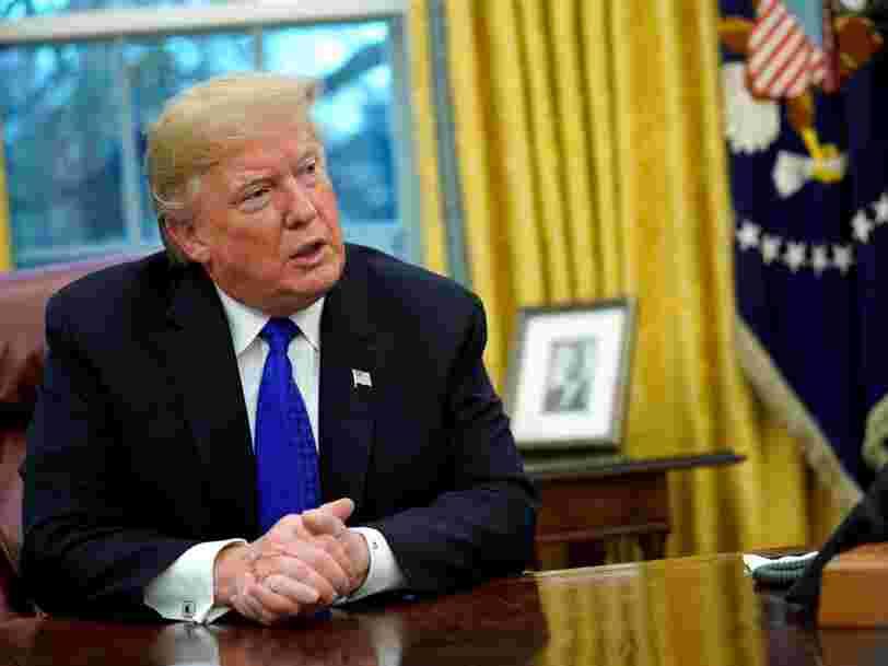 Donald Trump vient de franchir une nouvelle étape pour lancer la force de l'espace censée protéger les Etats-Unis des menaces émanant de la Chine et de la Russie